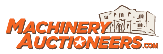 machinery auctioneers