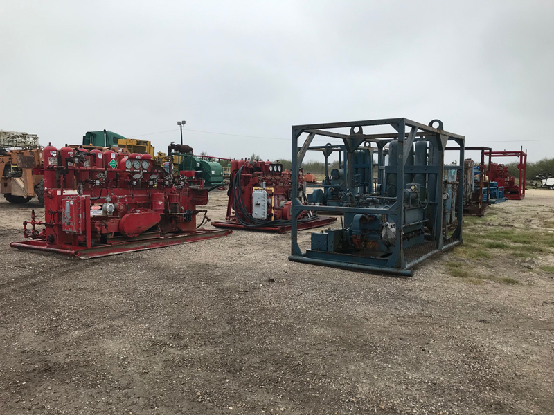 Alice TX Auction February 25th